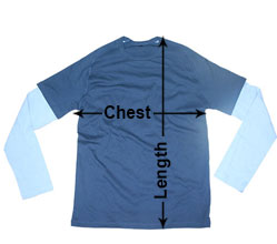 men_doublesleeve_shirt_size