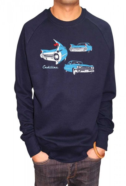savage_london_cadillac_t_shirt_blue