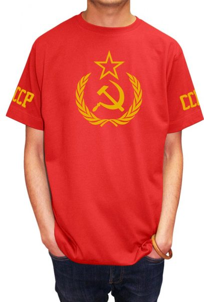 CCCP (Soviet Union) T-shirt and Hoodie, Men's T-shirt, Women's T-shirt, T-shirt UK, T-shirt London, Savage London.