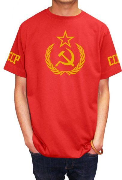 CCCP (Soviet Union) T-shirt and Hoodie, Men's T-shirt, Women's T-shirt, T-shirt UK, T-shirt London, Savage London.