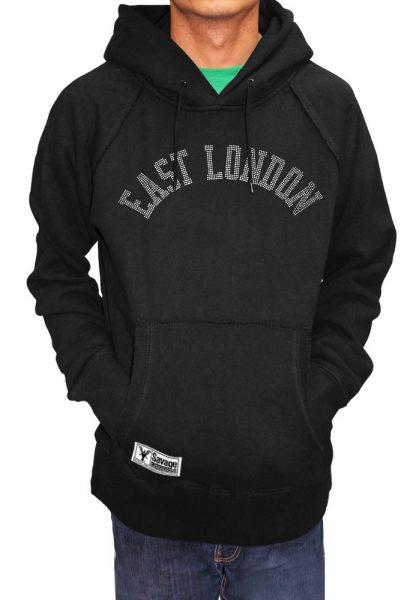 East London T-shirt Diamante and Nail Heads, Men's T-shirt, Women's T-shirt, T-shirt UK, T-shirt London, Savage London.