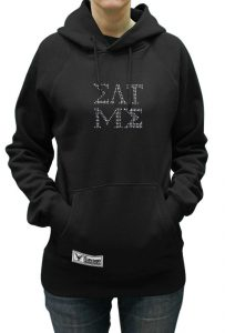 Eat Me T-shirt Diamante, Men's T-shirt, Women's T-shirt, T-shirt UK, T-shirt London, Savage London.
