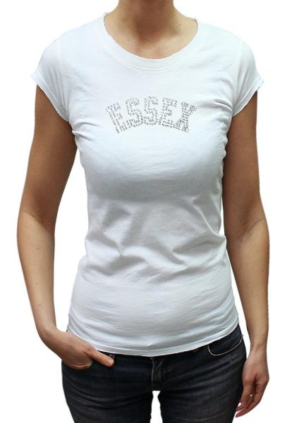 Essex T-shirt Diamante, Men's T-shirt, Women's T-shirt, T-shirt UK, T-shirt London, Savage London.