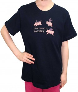 savage_london_everything_is_possible_children_t_shirt