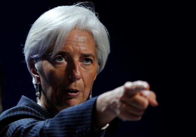 Christine Lagarde: Director of world Bank syndicate