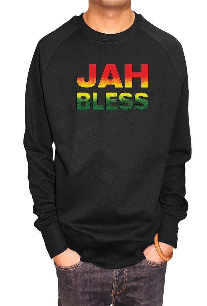 c5d61adb82cf3 JAH BLESS RASTA SWEATSHIRTS AND HOODIES