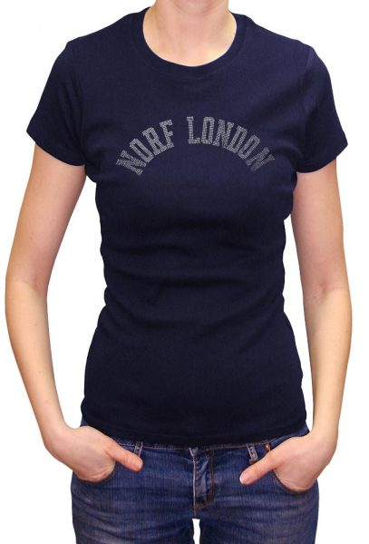 Norf (North) London T-shirt Metal Nail Heads, Men's T-shirt, Women's T-shirt, T-shirt UK, T-shirt London, Savage London.
