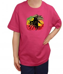 Bob Marley Kids T-shirt for Kids, Boys and Girls