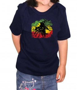 Bob Marley Baby T-shirt. Free UK Delivery.