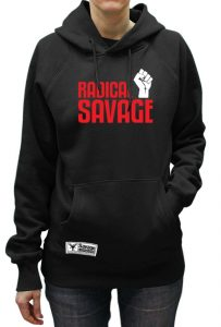 Radical Savage T-shirt and Hoodie, Men's T-shirt, Women's T-shirt, T-shirt UK, T-shirt London, Savage London.