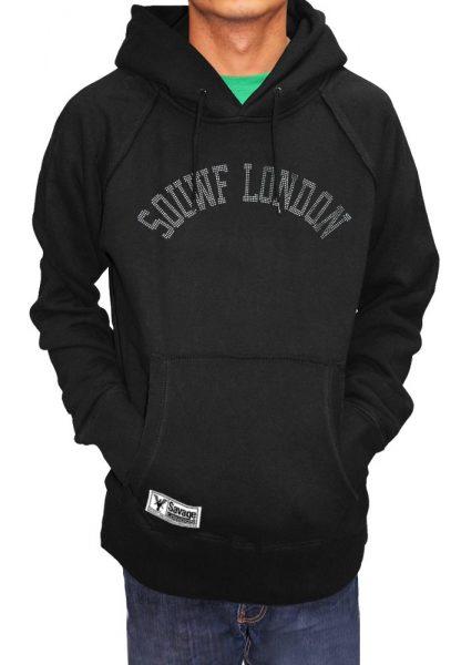 Souwf (South) London T-shirt Metal Nail Heads, Men's T-shirt, Women's T-shirt, T-shirt UK, T-shirt London, Savage London.