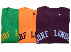 Norf London T-shirt for Women. Last clearance