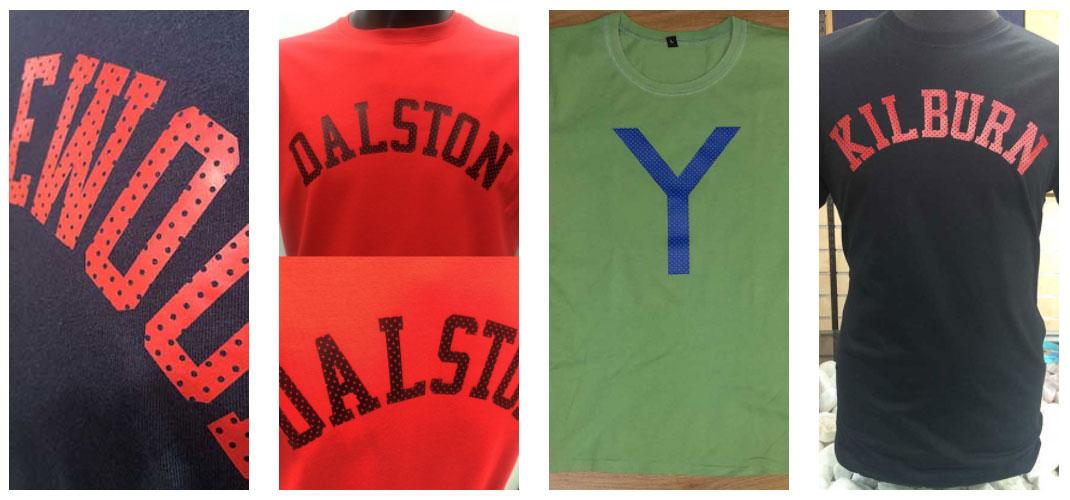 T-shirt Printing London UK, High Quality Printing, Customer Service, Same day T-shirt Printing.