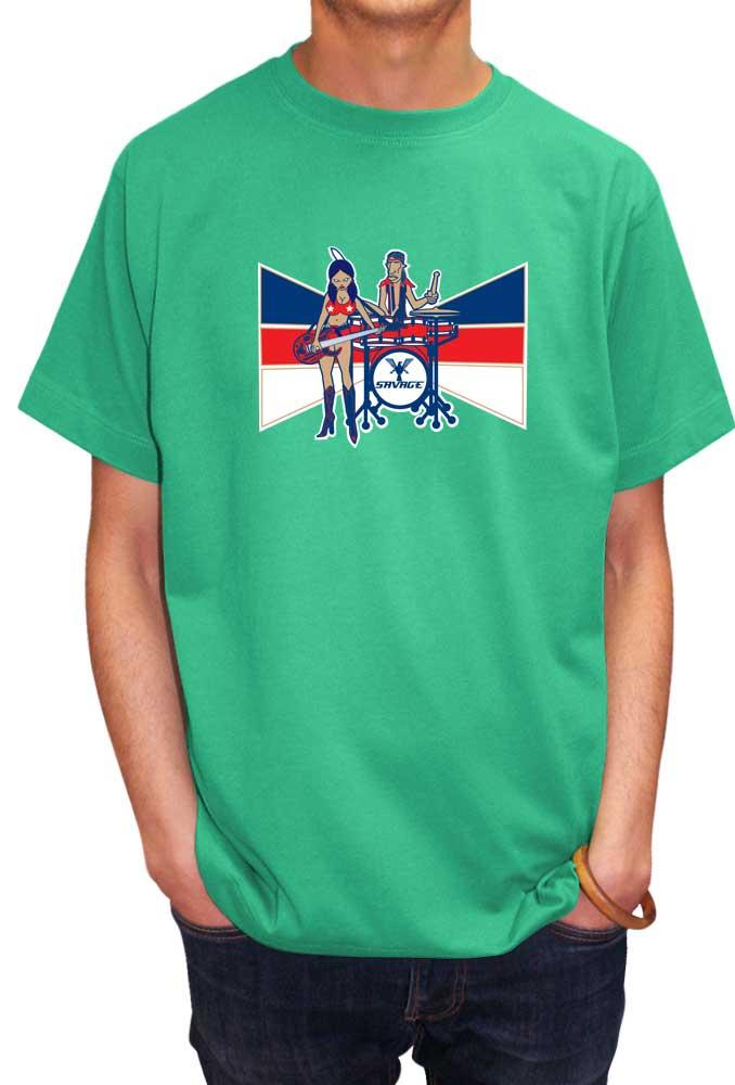 The Band T Shirts Savage London