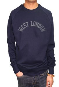 West London T-shirt Metal Nail Heads, Men's T-shirt, Women's T-shirt, T-shirt UK, T-shirt London, Savage London.